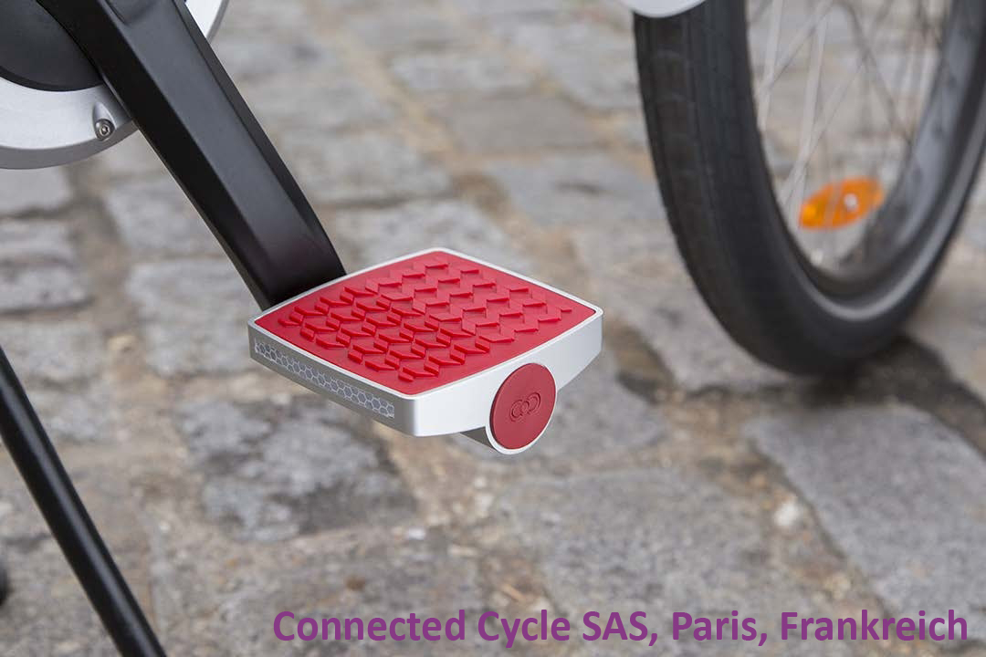Connected Pedal